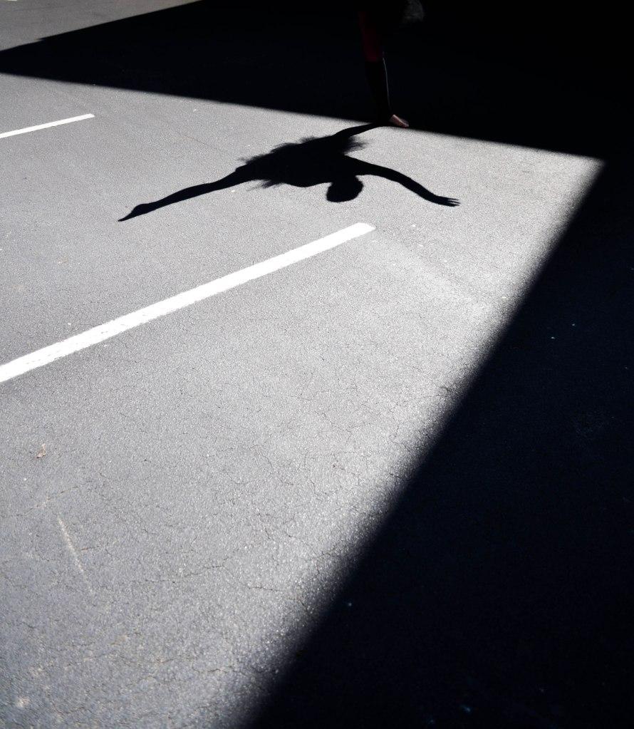 """Dancing with Shadows"" by Victor Gabriel Sanchez"
