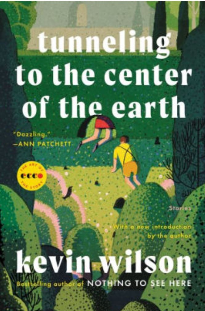 Cover to Tunneling to the Center of the Earth
